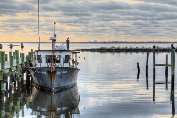 Photograph - The Gulf Queen by JC Findley
