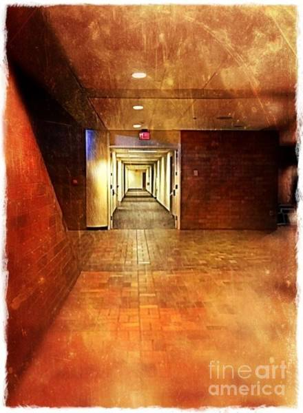Wall Art - Photograph - The Hall by Perry Webster