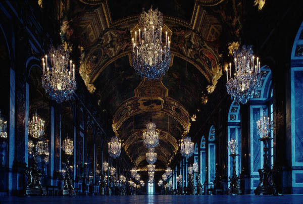 Wall Art - Photograph - The Halls Of Mirrors Reflects The Reign by James L. Stanfield