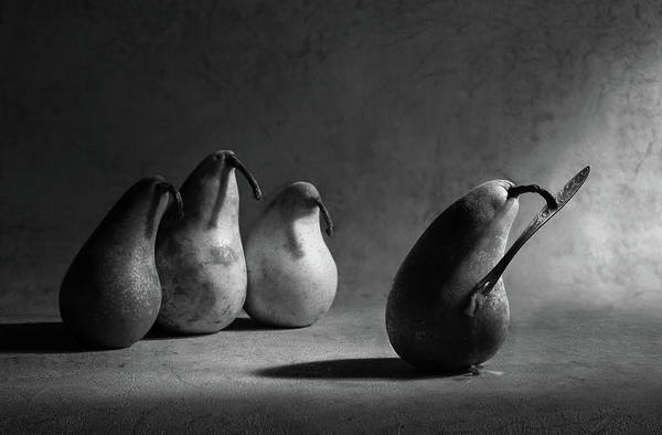 Pears Wall Art - Photograph - The Harakiri by Victoria Ivanova