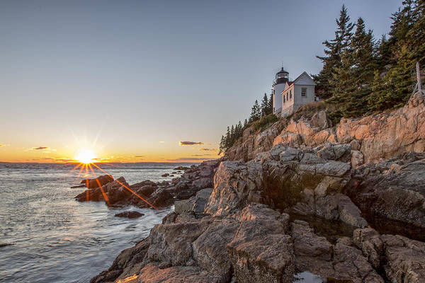 Wall Art - Photograph - The Harbor Sunset by Jon Glaser