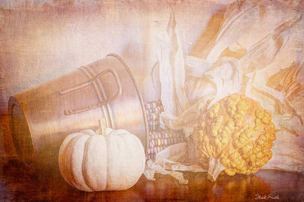 Wall Art - Photograph - The Harvest by Heidi Smith