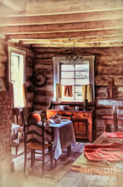 Photograph - The Heart Of The Home by Lois Bryan