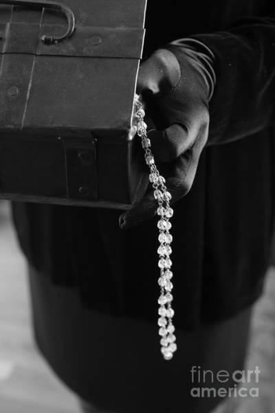 Photograph - The Heist by Edward Fielding