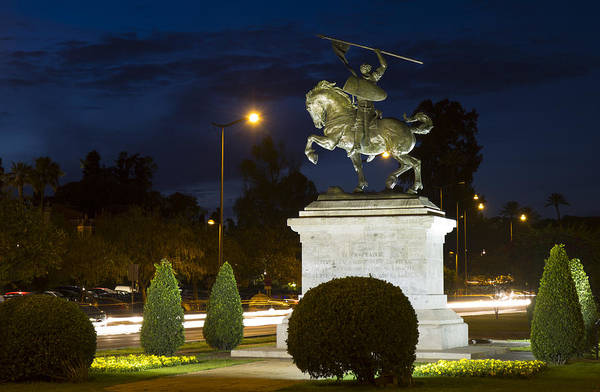 Photograph - The Hero Of Spain by Nathan Rupert