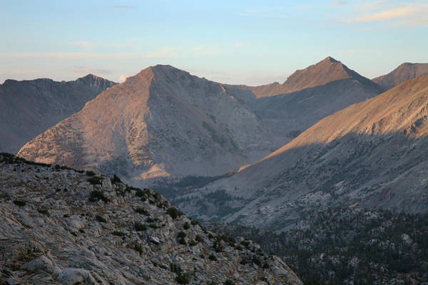 Kings Canyon Photograph - The High Country Of Kings Canyon by Feargus Cooney