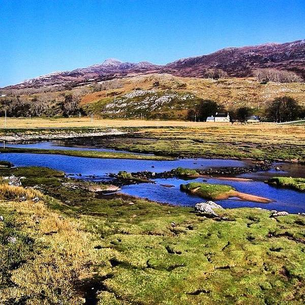 Wall Art - Photograph - The Highlands - Scotland by Luisa Azzolini
