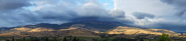 Rogue Valley Photograph - The Hills Of Ashland by Mick Anderson