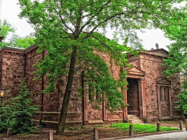 Membership Photograph - The Historic Skull And Bones Of Yale by Mountain Dreams