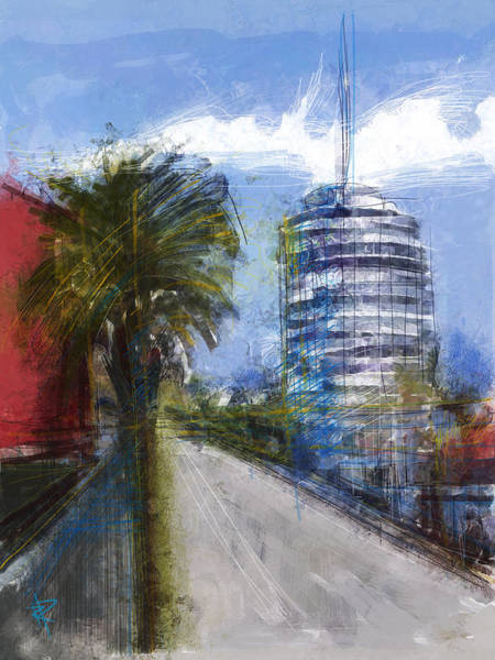Palm Tree Mixed Media - The Hits Just Keep Coming by Russell Pierce