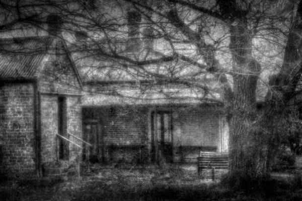 Photograph - The Homestead by Russell Brown