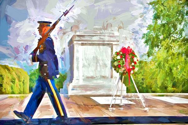 Photograph - The Honor by Alice Gipson