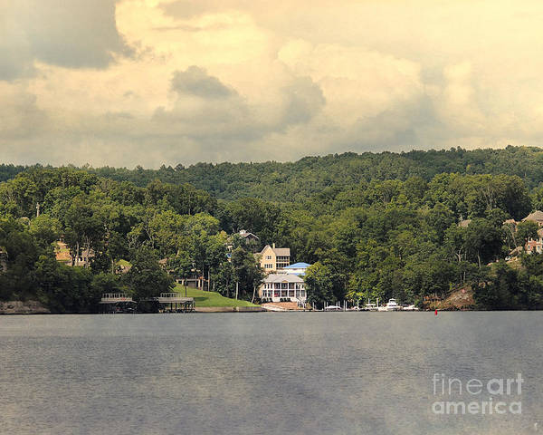 Photograph - The Houses Of Pickwick IIi  by Jai Johnson