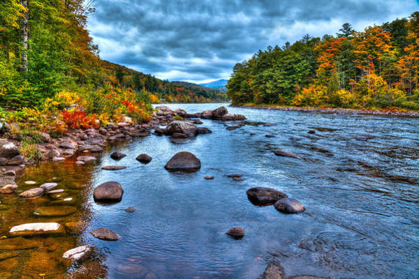 Photograph - The Hudson River In Autumn by David Patterson