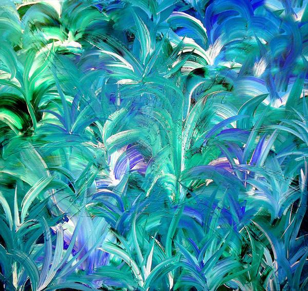 Painting - The Huey Blues by Cyryn Fyrcyd