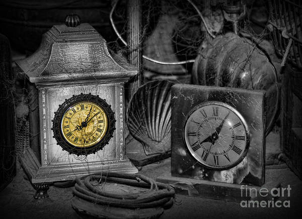 Wall Art - Photograph - The Illusion Of Time by Lee Dos Santos
