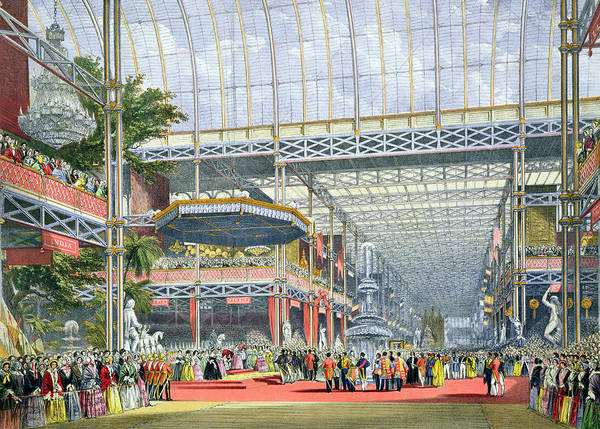 The Inauguration, From Dickinsons Art Print