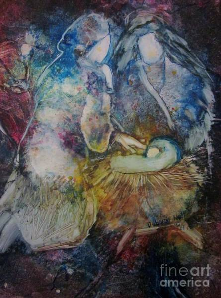 Painting - The Incarnation by Deborah Nell