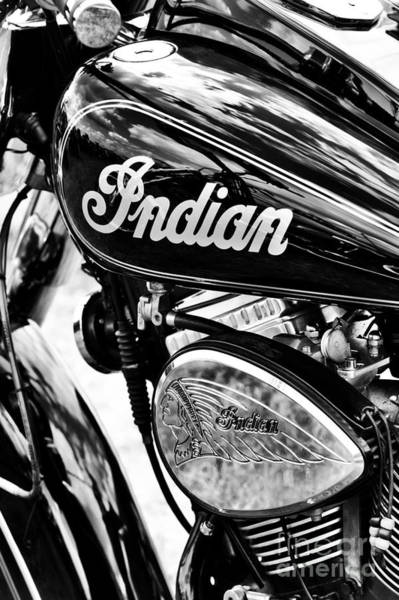 Chiefs Photograph - The Indian Chief by Tim Gainey