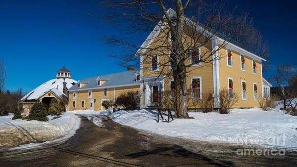 Waitsfield Photograph - The Inn At The Round Barn Farm. by New England Photography