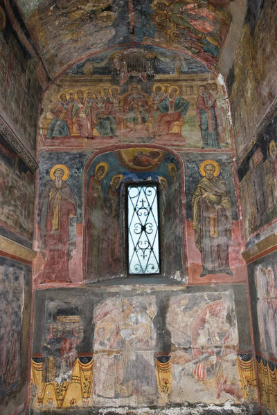 Wall Art - Photograph - The Interior Of The Orthodox Princely by Martin Zwick