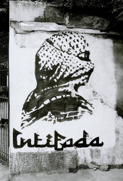 Photograph - The Intifada  by Shaun Higson