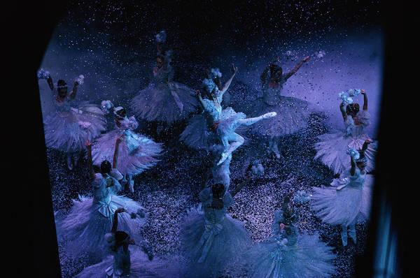 Wall Art - Photograph - The Joffrey Ballet Dances by Sisse Brimberg
