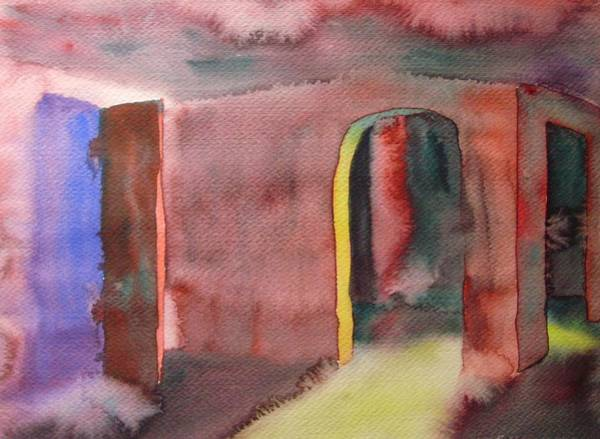 Wall Art - Painting - The Journey Of by Joann Renner