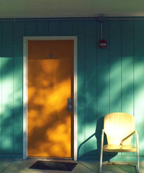 Photograph - The Joy Motel by Gia Marie Houck