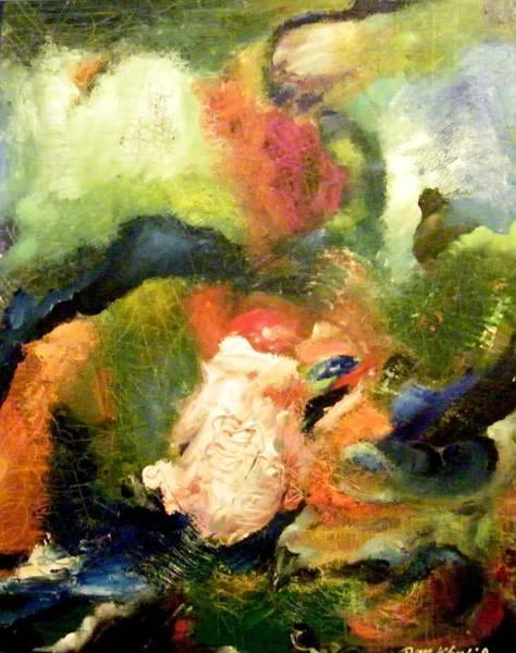 Painting - The Joy Of Cruising by Ray Khalife