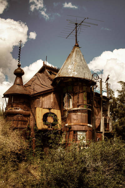 Photograph - The Junk Castle IIi by David Patterson