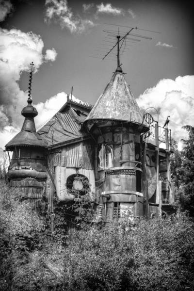 Photograph - The Junk Castle Iv by David Patterson