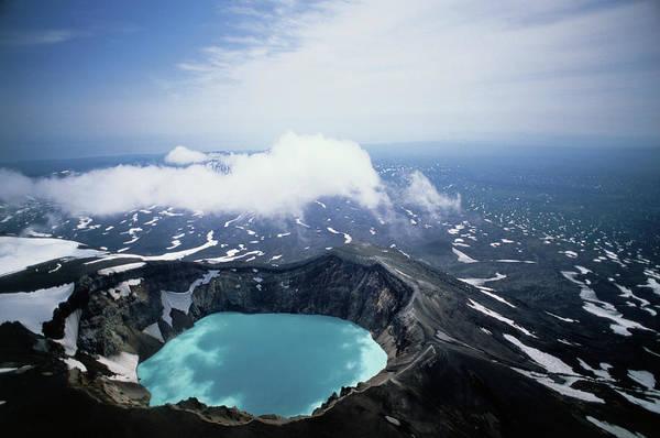 Kamchatka Photograph - The Kamchatka Peninsula In Siberia by Mark Newman