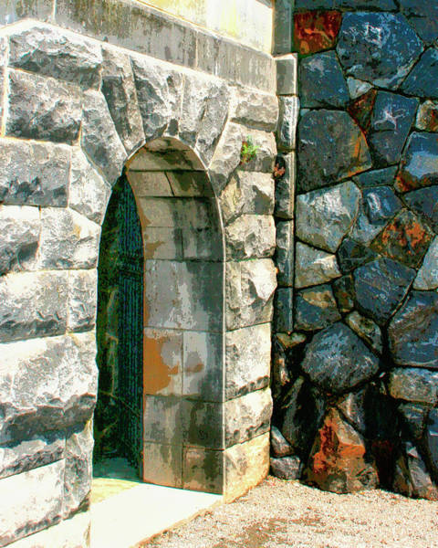 Asheville Wall Art - Photograph - The Keep Biltmore Asheville Nc by William Dey