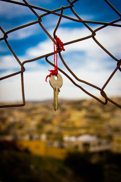Jerash Photograph - The Key by Joshua Van Lare
