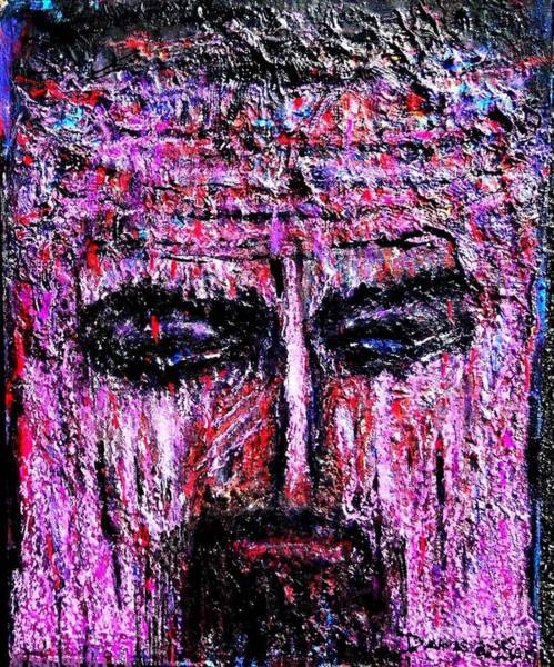 Sax Painting - The King Of Kings by Darlyne Sax