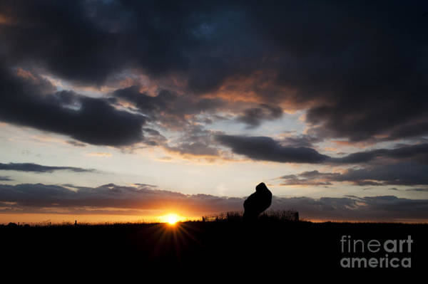 Belief Photograph - The King Stone by Tim Gainey