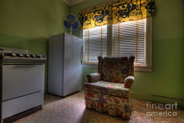 Photograph - The Kitchen by Rick Kuperberg Sr