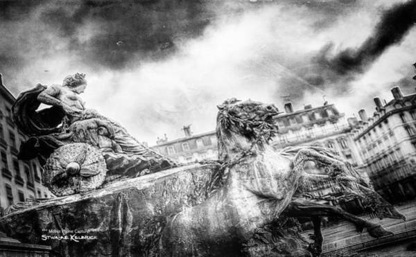 Photograph - The Knight Of Freedom by Stwayne Keubrick