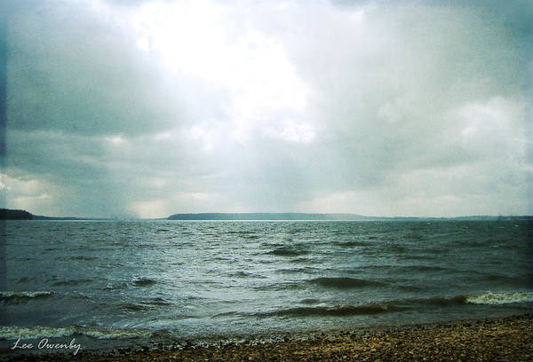 Photograph - The Lake by Lee Owenby