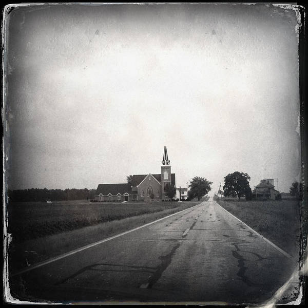 Photograph - The Land Of The Cross-tipped Churches by Natasha Marco