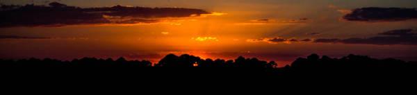 Photograph - The Last Ray by Tyson Kinnison