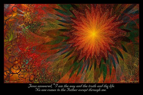 Digital Art - The Life by Missy Gainer