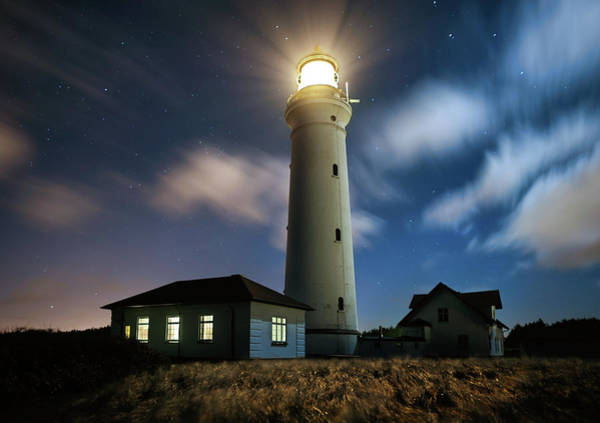 Light House Photograph - The Lighthouse by