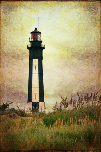 Virginia Lighthouse Photograph - The Lighthouse by Barbara Manis