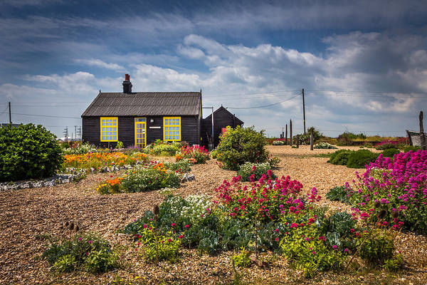 Photograph - The Little House. by Gary Gillette