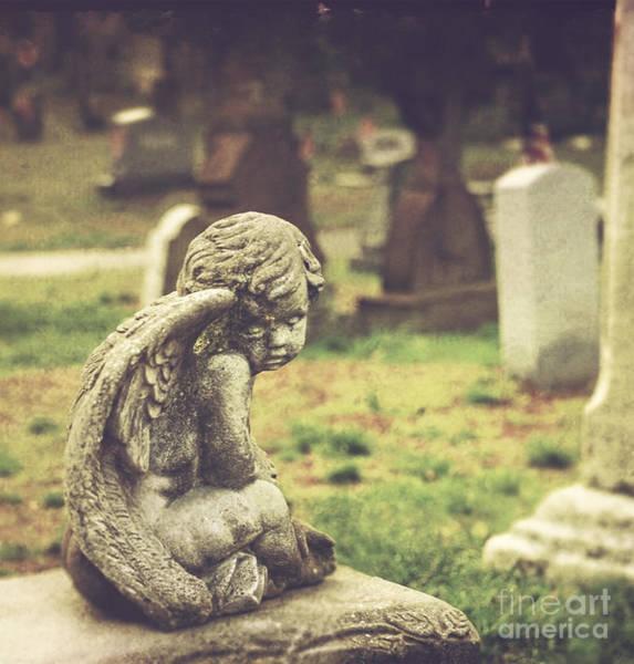 Photograph - The Littlest Angel by Debra Fedchin