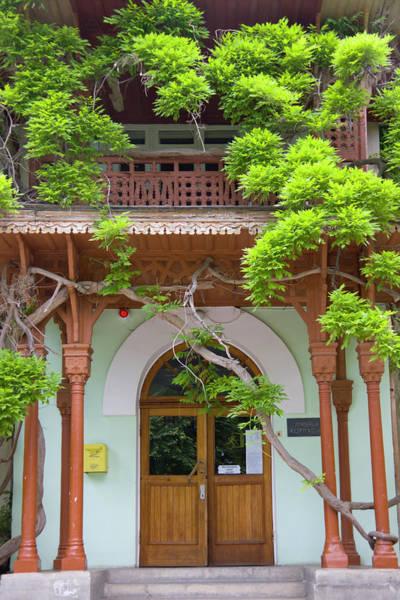 Door To Door Photograph - The Livadia Palace Near Yalta by Keren Su