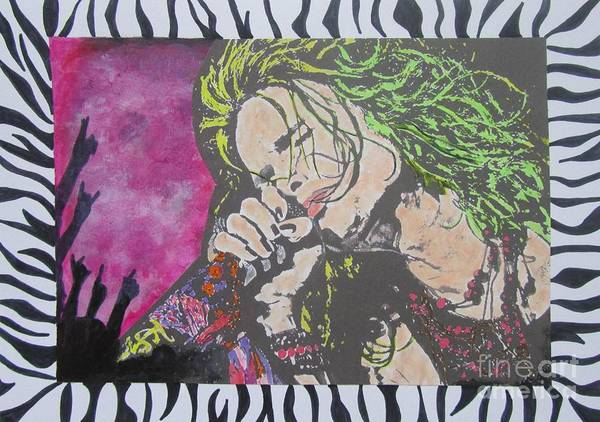 Wall Art - Mixed Media - The Living Legend by Jeepee Aero