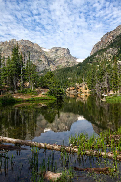 Wall Art - Photograph - The Loch - Rocky Mountain National Park by Ronda Kimbrow
